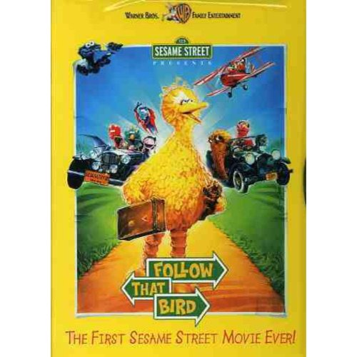 Sesame Street Presents: Follow That Bird (Full Frame)