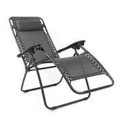 Gold Sparrow Pacific Black Zero Gravity Chair