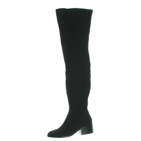 4d4ecd6b74f steve madden womens gabriana faux suede over-the-knee sock boot