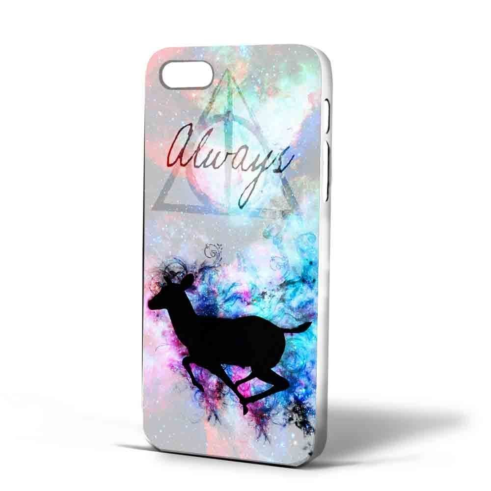 Ganma Harry Potter Deer Always Case For iPhone Case (Case For iPhone 6s White)