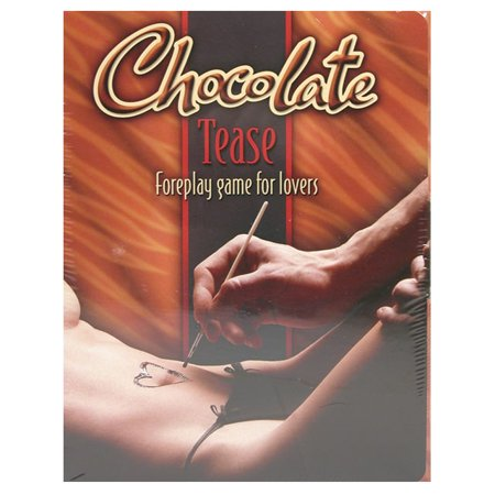 Chocolate Tease Foreplay Game for