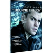 The Bourne Trilogy: Bourne Identity / Bourne Supremacy / Bourne Ultimatum (With INSTAWATCH)