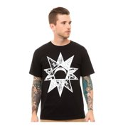 Black Scale Mens The Black Magic Graphic T-Shirt, black, Small
