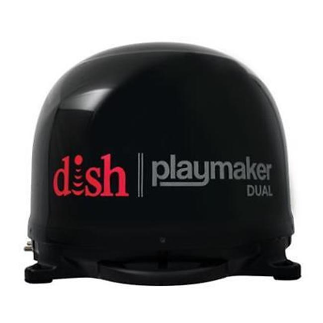 Winegard PL-8035 Dish Playmaker Dual Portable Satellite R...