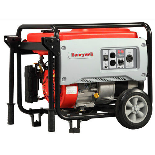 Honeywell 3,250 Watt OHV Portable Gas Powered Generator