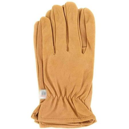 M & F Western Men's Hd Xtreme Suede Deerskin Gloves
