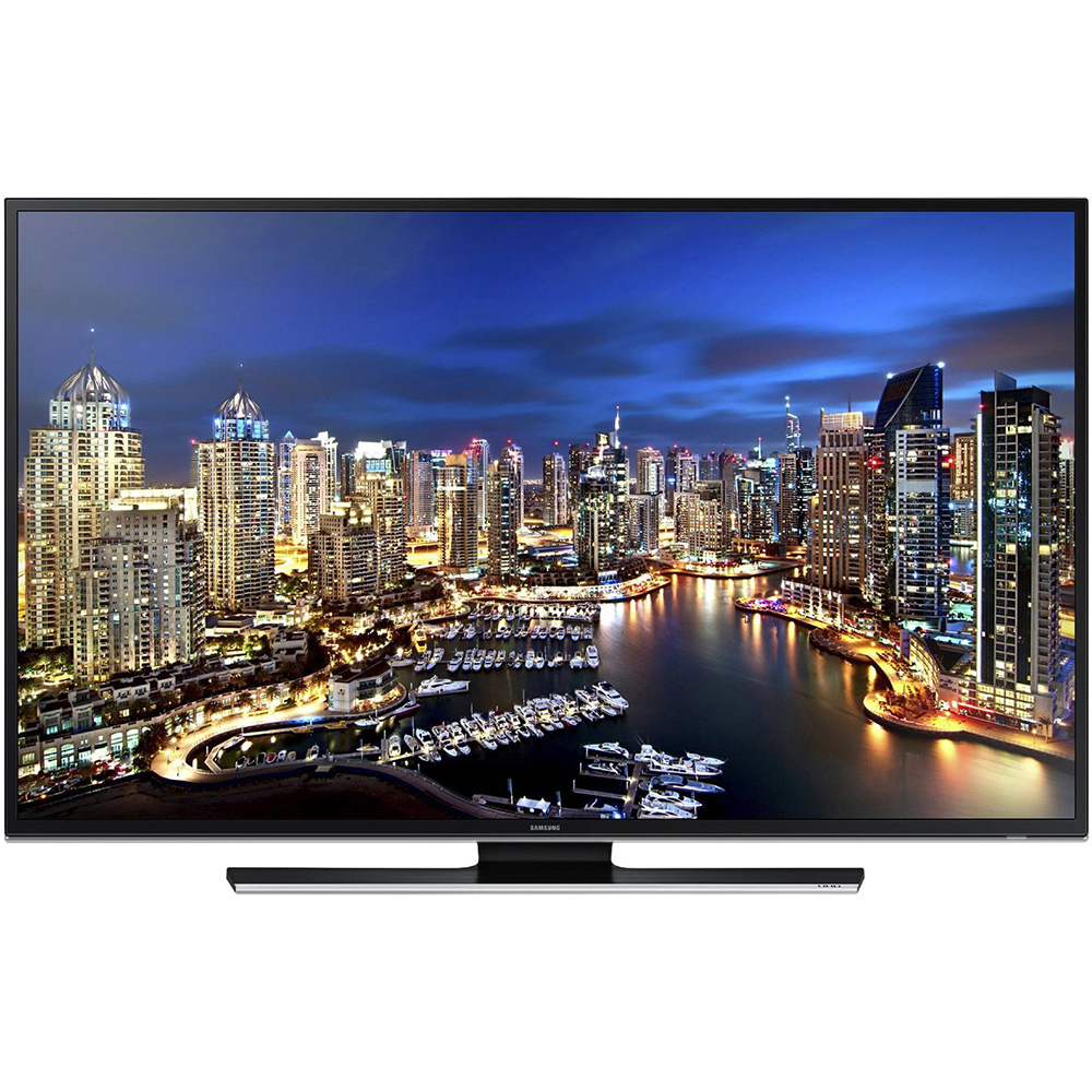 "Samsung 50"" UHD 4K Smart LED HDTV (UN50HU6950) - REFURBISHED Open Box"