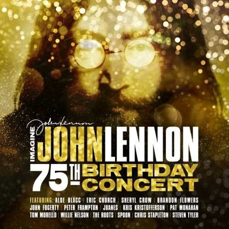 Imagine: John Lennon 75th Birthday Concert (Various Artists) (John Lennon Yoko Ono Double Fantasy Vinyl)