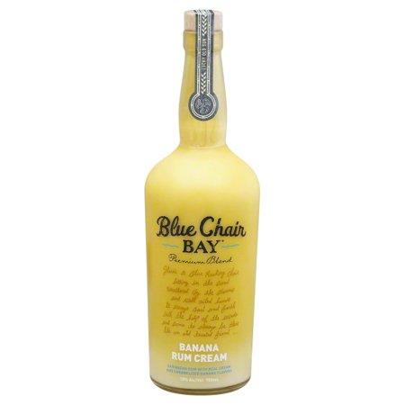 blue chair bay banana rum cream 750ml walmart com