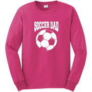 Soccer Dad Long Sleeve Shirt - ID: 324
