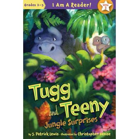 Social Jungle - Tugg and Teeny: Jungle Surprises