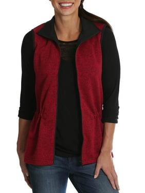 ccd81f1e Product Image Women's Sweater Fleece Vest