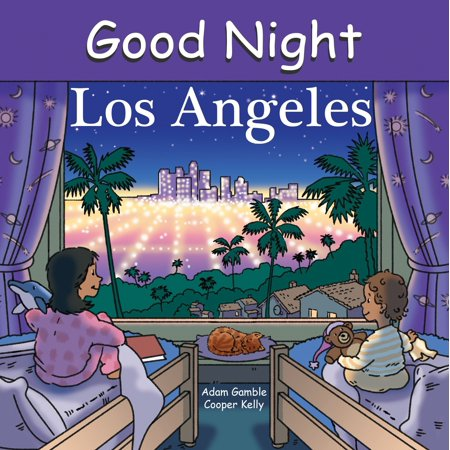 Good Night Los Angeles (Board Book) - Halloween Activities For Babies In Los Angeles
