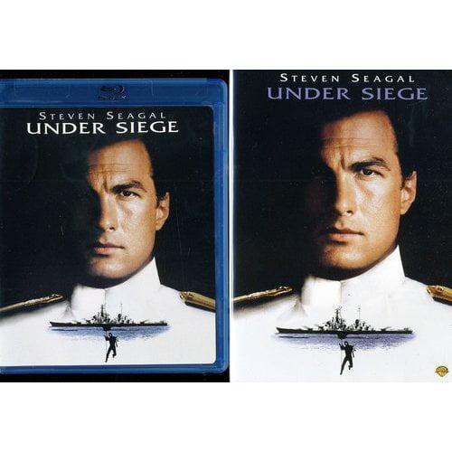 Under Siege (Blu-ray + DVD)