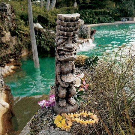 Design Toscano The God of the Luau Tiki God Statue ()