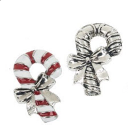 The Legend of the Candy Cane Keepsake Charm - By Ganz