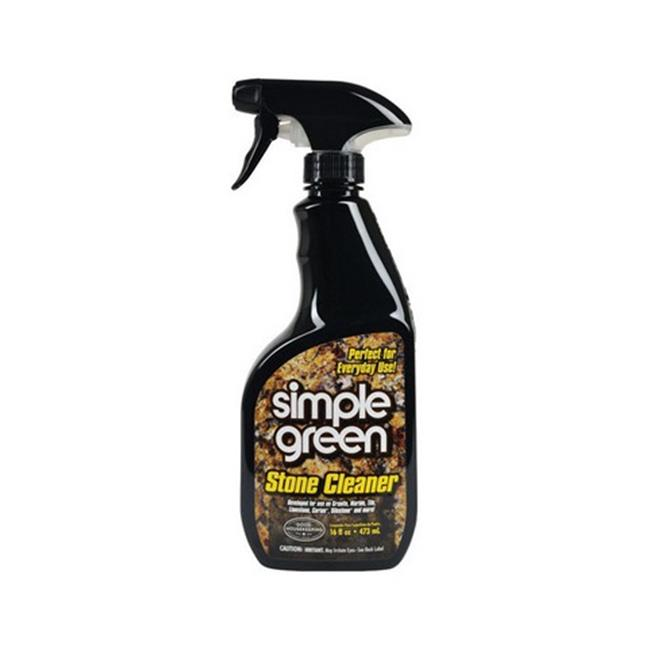 Simple Green 3710000618405 16 oz Stone Cleaner - pack of 6