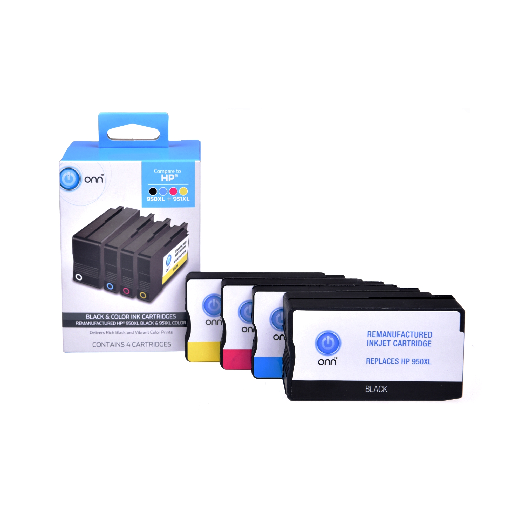 10 Pack 950XL 951XL Ink Cartridge Fits HP Officejet 8100 8600 Show Ink Level