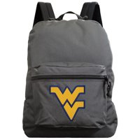 West Virginia Mountaineers 16'' Made in the USA Premium Backpack - Gray