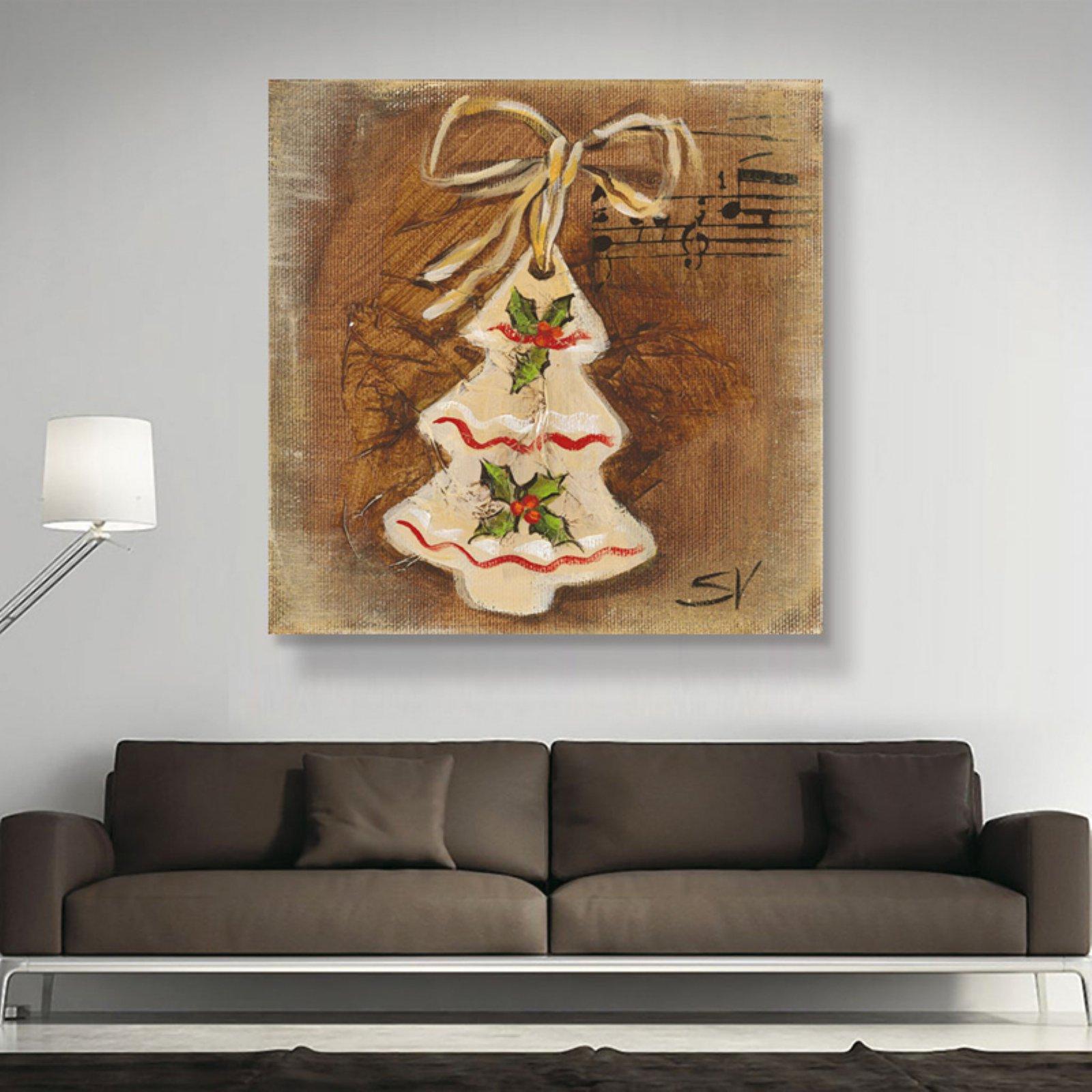 Brushstone Cookie Ornament XI by Silvia Vassileva Removable Wall Art Mural