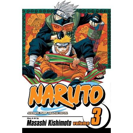 Naruto, Vol. 3 - Naruto Clone