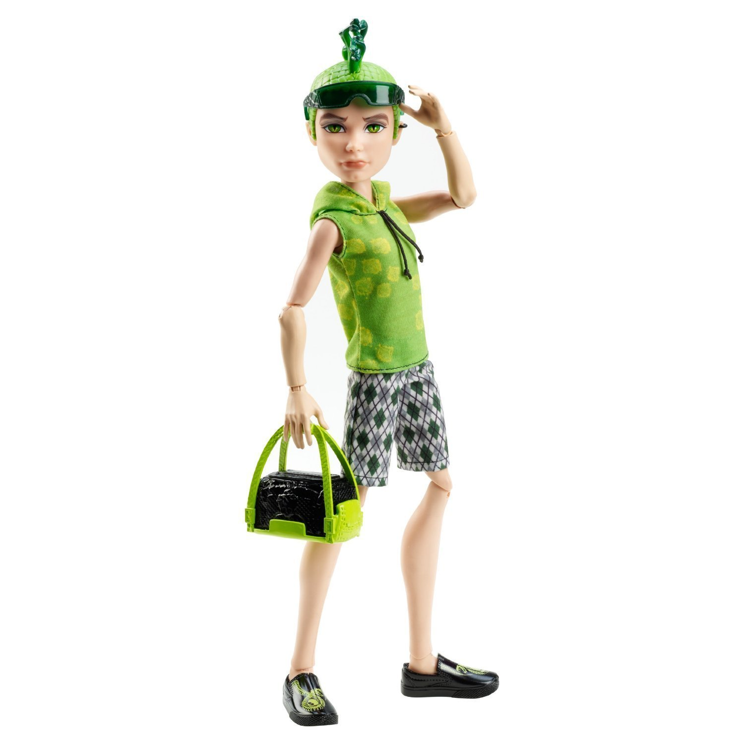 Scaris Deuce Gorgon Doll, The ghouls of Monster High are ...