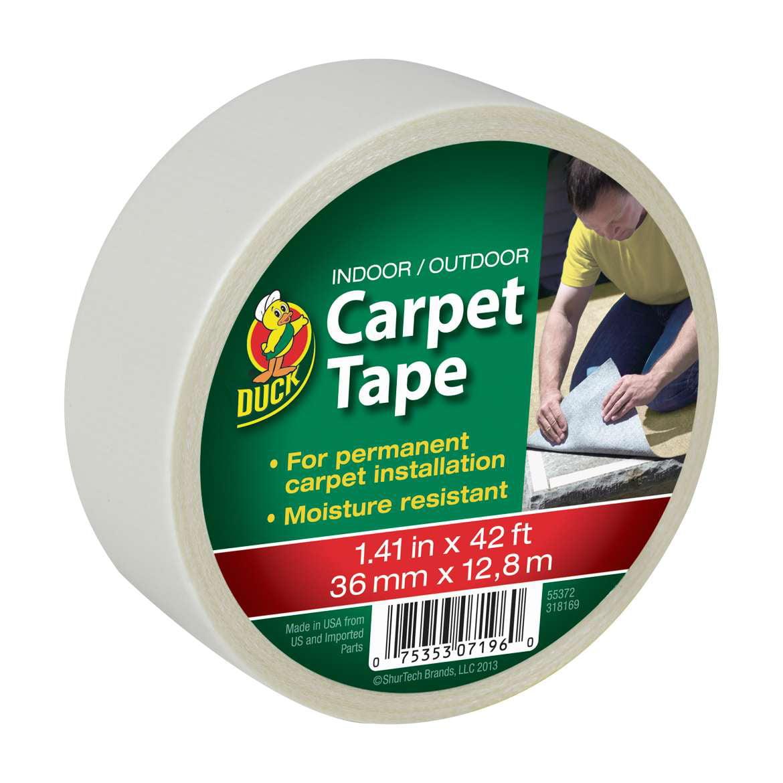 Duck brand indoor outdoor carpet tape 42 walmart baanklon Choice Image