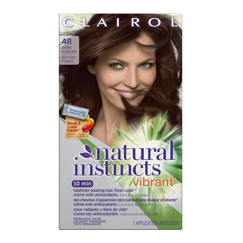 P & G Natural Instincts Natural Instincts Vibrant Permanent Color, 1 ea