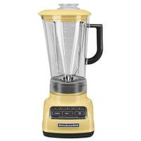 KitchenAid KSB1575MY 5-Speed Diamond Blender, Majestic Yellow