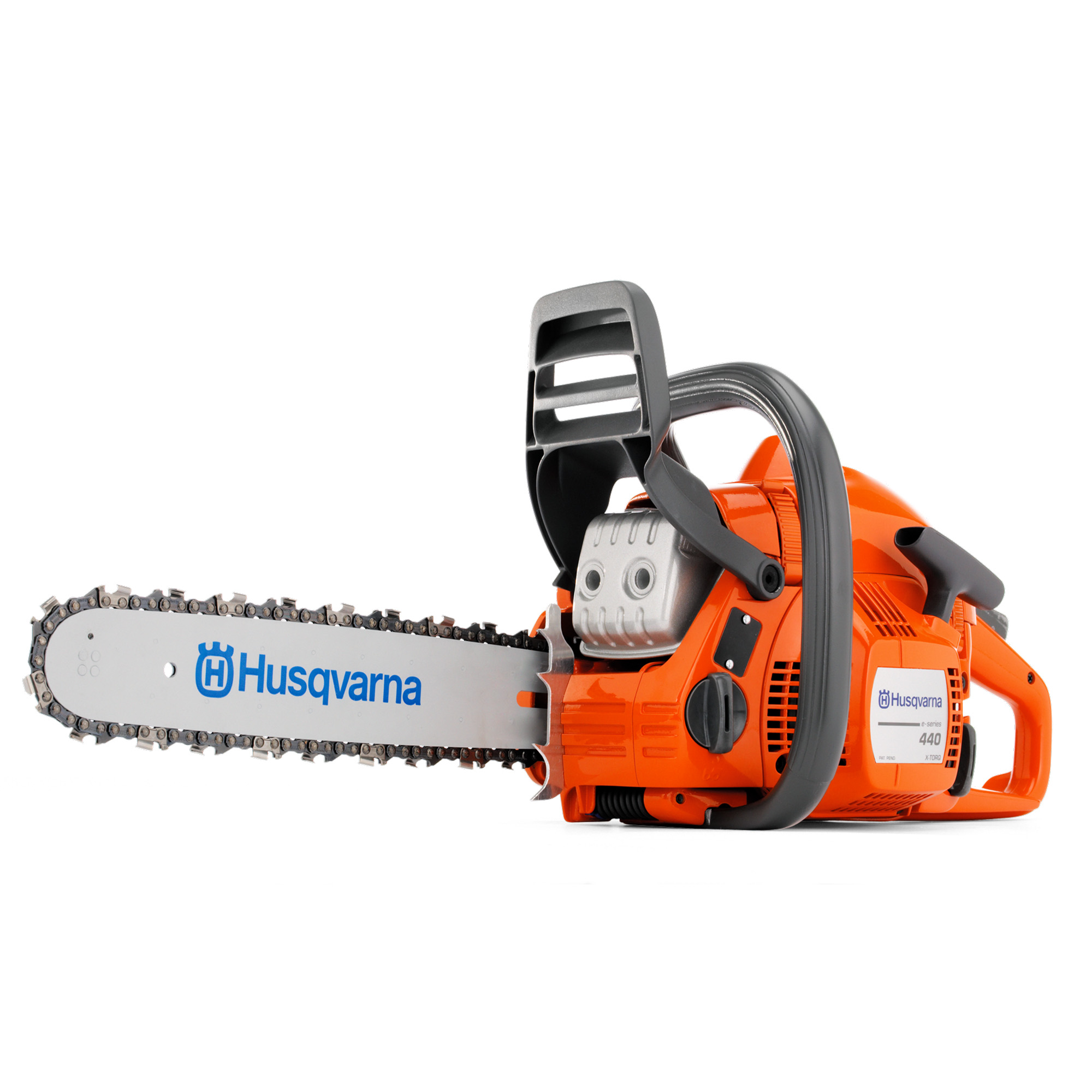 Husqvarna 440E 18 Inch 40.9cc 2.4 HP 2 Cycle Gas Powered Chainsaw with X-Torq