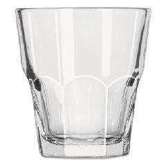 Libbey Glassware 15249 Gibraltar Cooler Glass, Duratuff, 5-1/2 oz.