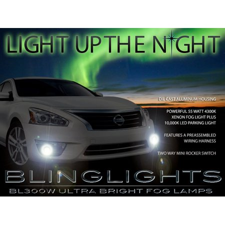 New 2013 2014 2015 Nissan Altima L33 Fog Lamps Driving Lights