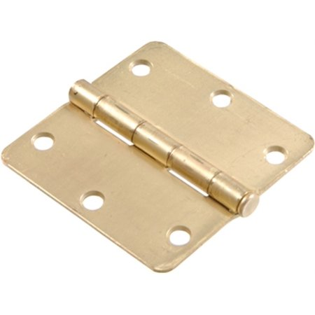 Part 852611 3  Satin Brass Rc Hinge, by Hillman, Single Item, Great Value, New i