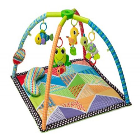 Infantino Pond Pals Twist and Fold Activity Gym and Play -
