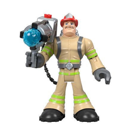 Rescue Heroes Billy Blazes 6-Inch Figure with