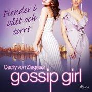 Gossip Girl: Fiender i vtt och torrt - Audiobook