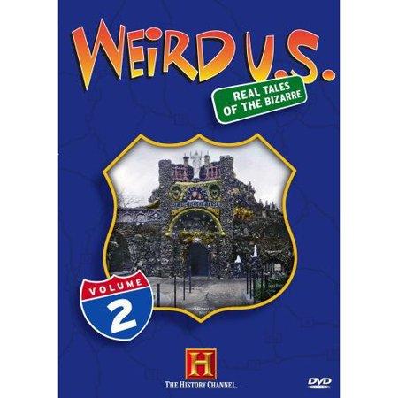 Weird U.S., Vol. 2 (History Channel)