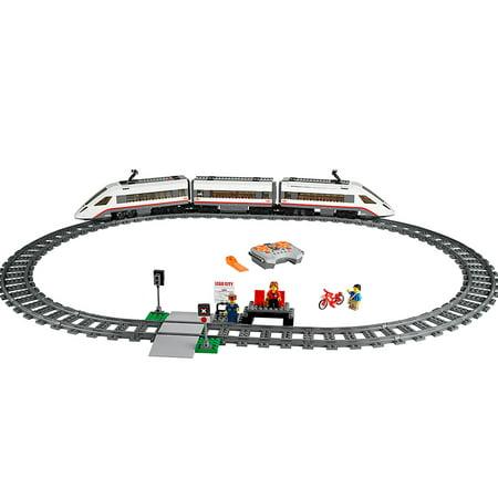 Lego City Trains High Speed Passenger Train 60051
