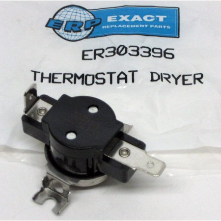 Maytag Clothes Dryer Thermostat (Dryer Thermostat for Whirlpool Maytag WP303396 AP6007530 PS11740647)