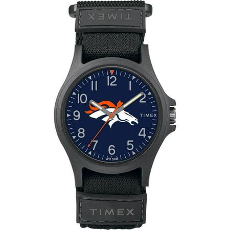 Timex - NFL Tribute Collection Pride Men's Watch, Denver Broncos ()