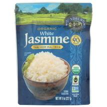 Rice: Lundberg Organic White Jasmine Rice