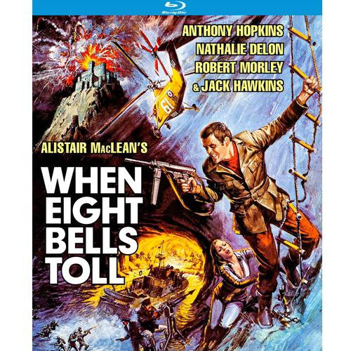 When Eight Bells Toll (Blu-ray)