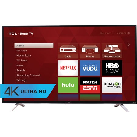TCL 65US5800 65″ 4K Ultra HD 2160p 120Hz Roku Smart LED HDTV