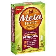 P & G Meta Biotic Probiotic, 15 ea