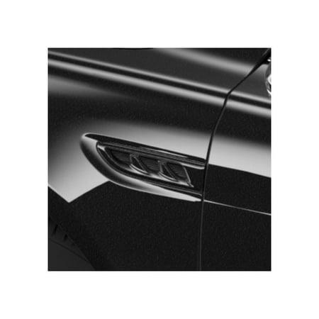 Gm Accessories Vent - GM 26693372 Side Air Vents Buick LaCrosse Ebony Twilight Metallic