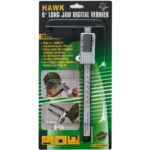 HAWK 6 SOLAR DIGITAL CALIPER TM55000