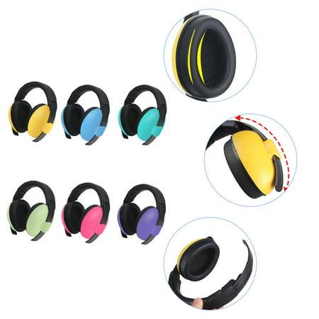 Yellow Marshmallow Headphones (Baby Noise Cancelling HeadPhones )