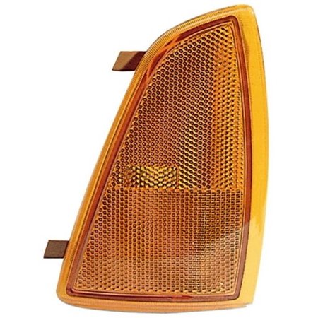 Go-Parts OE Replacement for 1995 - 1997 Chevrolet Blazer Side Marker Light Assembly / Lens Cover - Front Left (Driver) Side 5976405 GM2550140 Replacement For Chevrolet Blazer 1997 Chevrolet Blazer Axle