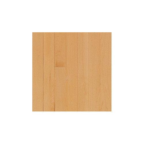 Mullican Flooring Muirfield 3'' Solid Maple Hardwood Flooring in Natural