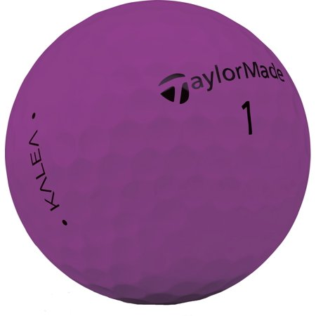 TaylorMade Women's 2019 Kalea Matte Purple Golf (Best Womens Golf Balls 2019)